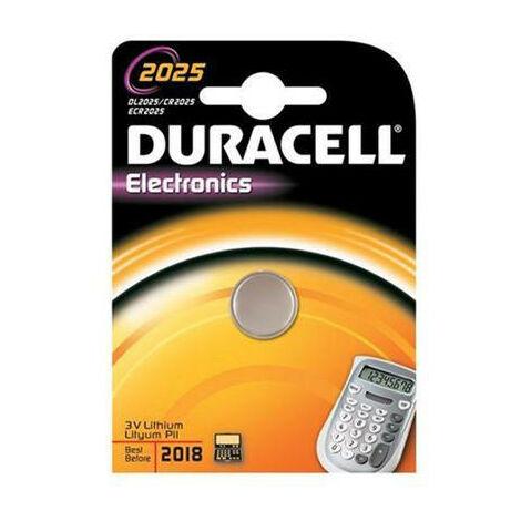 Duracell Pile DL 2025, 1 pièce (668854)