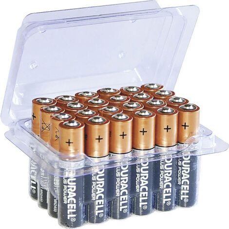 Duracell Plus Power LR03 Box Micro (AAA)-Batterie Alkali-Mangan 1.5V 24St. W947061