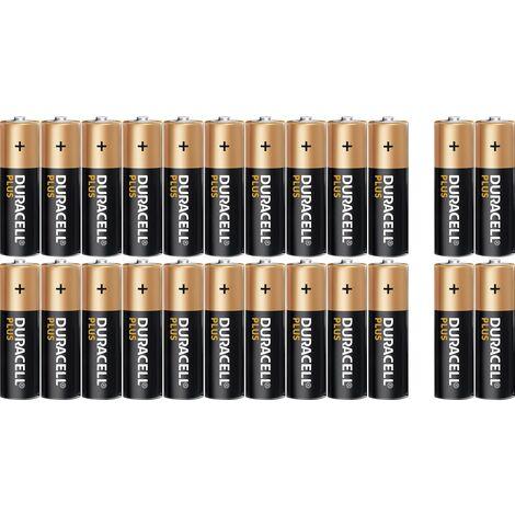 Duracell Plus Power LR06 Mignon (AA)-Batterie Alkali-Mangan 1.5V 24St. Y00265