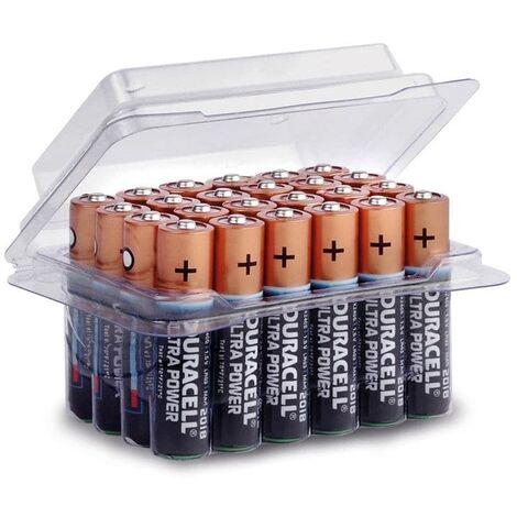 DURACELL ULTRA POWER Micro-Batterieset, 24 Stück