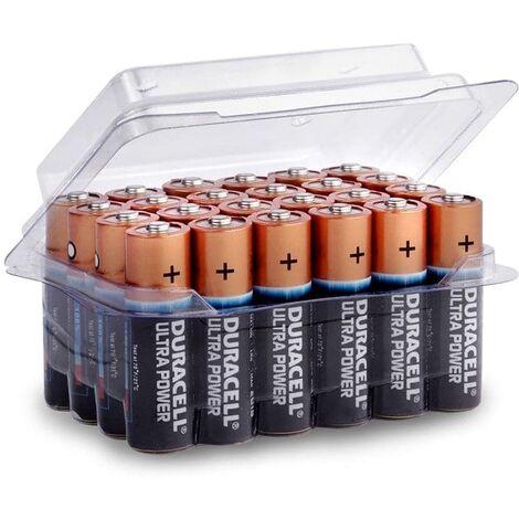DURACELL ULTRA POWER Mignon-Batterieset, 24 Stück