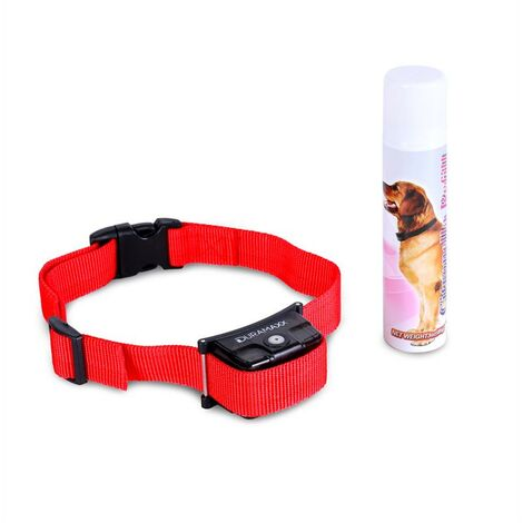 Duramaxx Balu Collier de dressage pour chien spray inclus