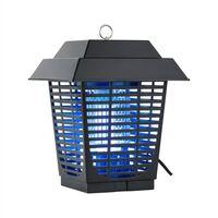 DURAMAXX Ex Lantern Lámpara antiinsectos lámpara UV-A Luz azul 20 W