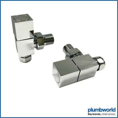DuraTherm Cubic Angled Valve (Pair)