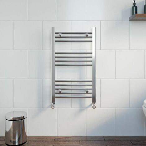 Duratherm Heated Towel Rail 750 x 450mm Flat