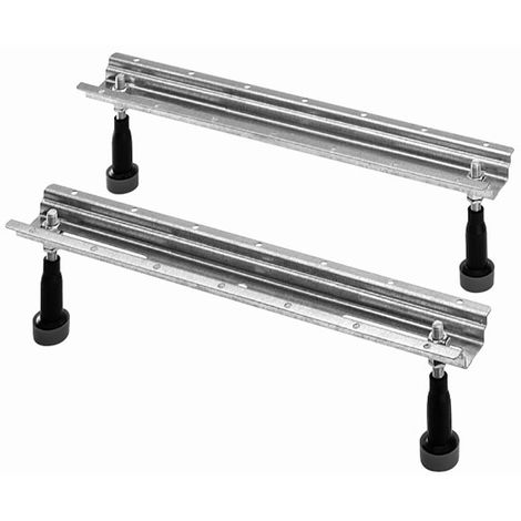Duravit base frame for bathtubs and shower trays with side length 1500mm, 3 pcs. - 790105000000000