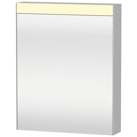 Duravit Better mirror with illumination, with sensor circuit, LED edge light field above