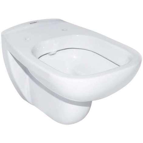 Extrem Duravit D-CODE Wand-Tiefspül-WC -Neu- weiß , 2535090000 - DV2535090000 DQ28