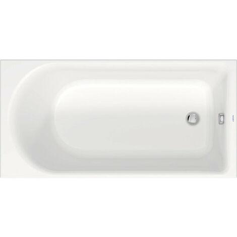 Duravit D-Neo baignoire à encastrer, rectangulaire, acrylique sanitaire, 1500 x 750 mm, 7004710000000 - 700471000000000