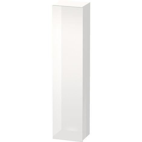 Duravit DuraStyle Armoire haute 1229, 1 porte, suspendue à gauche, hauteur : 1800mm, profondeur : 360mm, Couleur (avant/corps): Décor blanc brillant - DS1229L2222