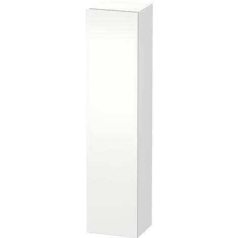 Duravit DuraStyle tall cabinet 1229, 1 door, right-hand stop, height: 1800mm, depth: 360mm