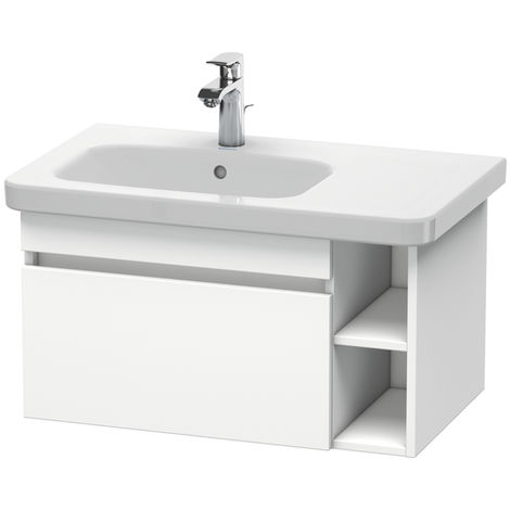 Duravit DuraStyle vanity unit wall-mounted 6394, 1 pull-out, 730mm, for DuraStyle basin left