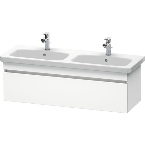 Duravit DuraStyle vanity unit wall-mounted 6398, 1 pull-out, 1230mm
