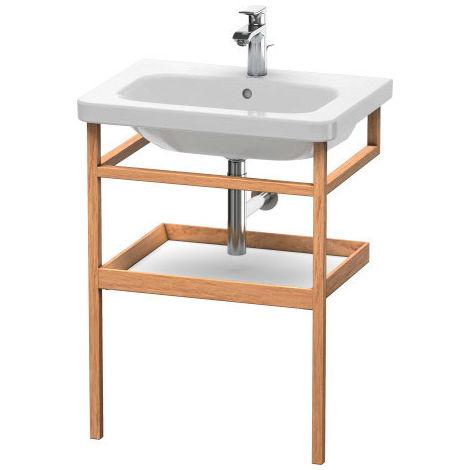 Duravit Furniture Accessories Towel rail with shelf DuraStyle 9881, 590x440mm