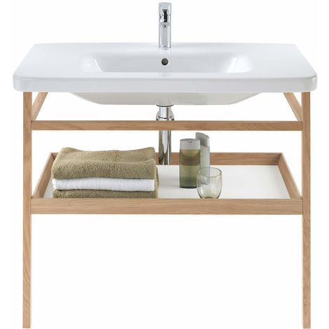 Duravit Furniture Accessories Towel rail with shelf DuraStyle 9884, 1140x440mm