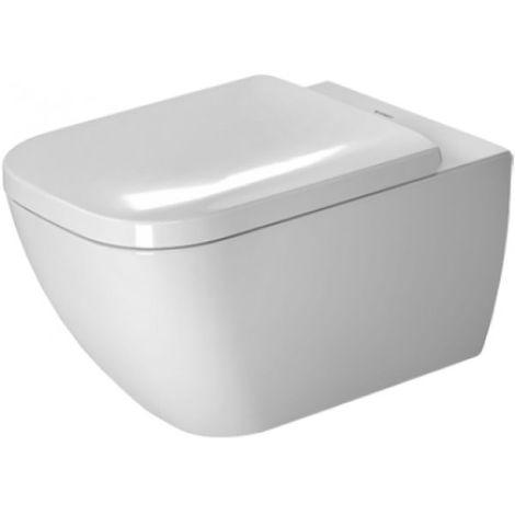 Duravit Happy D.2 WC de pared 54cm Lavadora, color: Blanco con Wondergliss - 22210900001