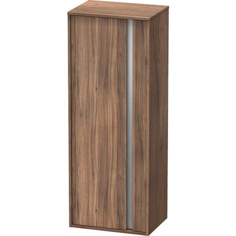 Duravit Ketho Tall cabinet 1267, 1 wooden door, stop left, 500x1320mm