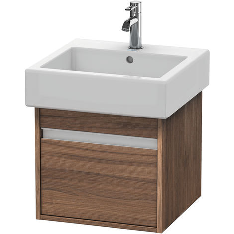 Duravit Ketho Vanity unit wall-mounted 6685, 1 pull-out, 450mm, for Vero