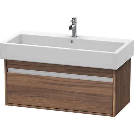 Duravit Ketho Vanity unit wall-mounted 6688, 1 pull-out, 950mm, for Vero