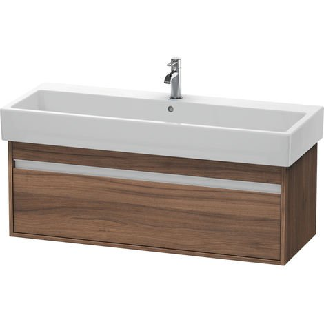 Duravit Ketho Vanity unit wall-mounted 6689, 1 drawer, 1150mm, for Vero