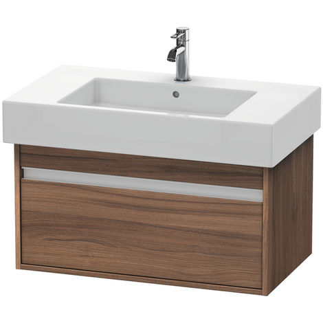 Duravit Ketho Vanity unit wall-mounted 6690, 1 pull-out, 800mm, for Vero