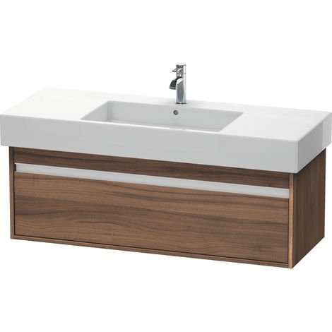 Duravit Ketho Vanity unit wall-mounted 6692, 1 pull-out, 1200mm, for Vero