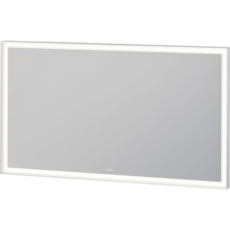 Duravit L-Cube mirror with illumination, width 1200mm, with LED module - LC738300000