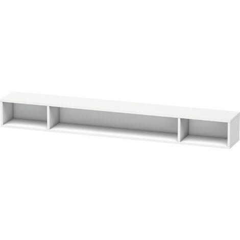 Duravit L-Cube Regalelement, Breite 1000mm, Tiefe 140mm, horizontal, 3 Fächer