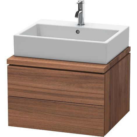 Duravit L-Cube Vanity unit for console, width 620mm, depth 547mm, 2 drawers