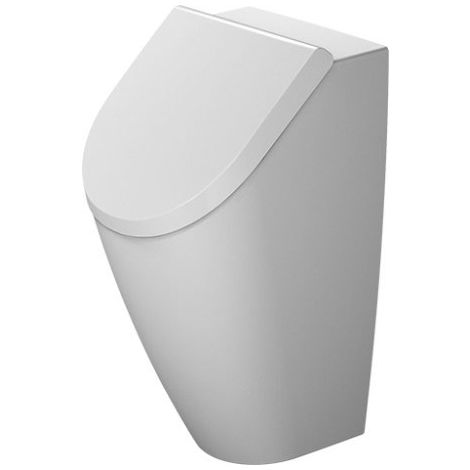 Duravit ME by Starck Urinal 30x35cm rimless 0,5 L, without bow tie