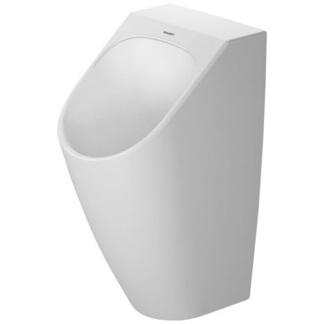 Duravit ME by Starck Urinal Dry 30x35,5 cm, with bow tie, waterless