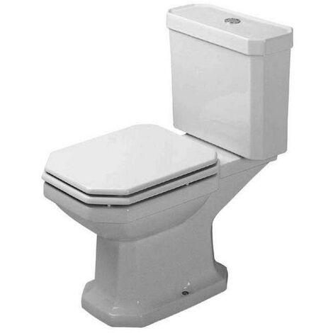 Duravit Stand WC Kombi 1930 ohne Spülkasten, ohne Deckel, Abgang innen, 227010000