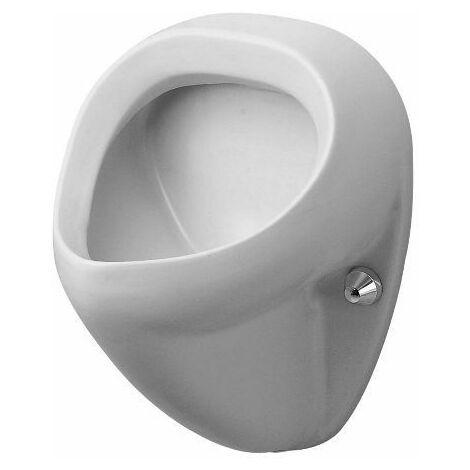 Duravit Urinal Bill, aspiration par l'arrière, sans couvercle, avec noeud papillon - 0851350007