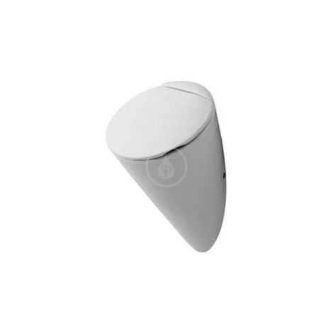 Duravit Urinal Starck 1, for lid, without bow tie