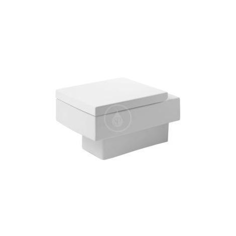 Duravit Vero - Cuvette suspendue à fond creux, 1370x540mm, blanc (2217090064)