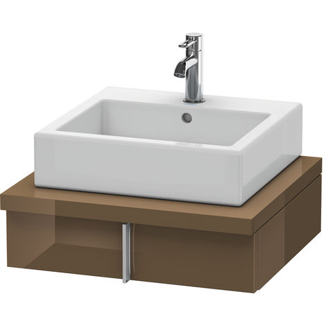 Duravit Vero Vanity unit for console, 6560, 1 drawer, 600 mm