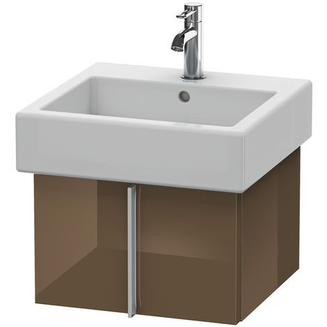 Duravit Vero Vanity unit wall-mounted 6103, with 1 pull-out, 450mm