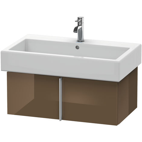 Duravit Vero Vanity unit wall mounted 6106, with 1 pull-out, 750mm