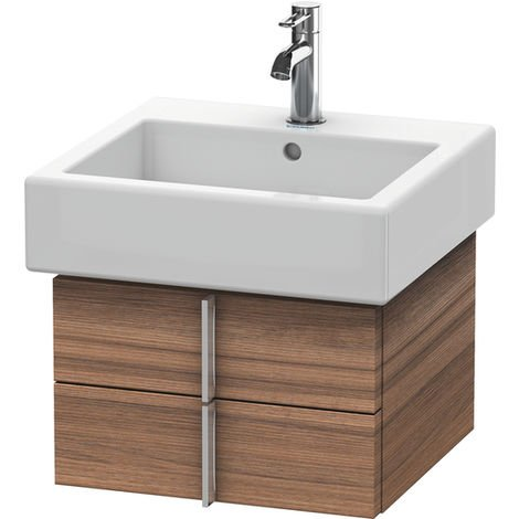 Duravit Vero Vanity unit wall-mounted 6203, with 2 drawers, 450mm