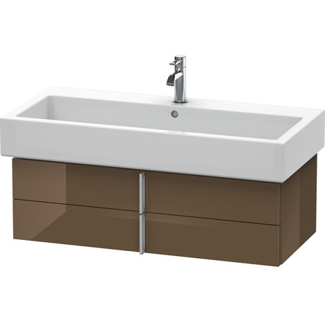 Duravit Vero Vanity unit wall-mounted 6207, with 2 drawers, 950mm