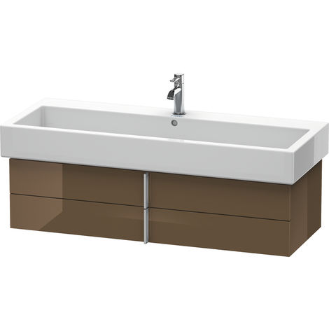 Duravit Vero Vanity unit wall-mounted 6208, with 2 drawers, 1150mm