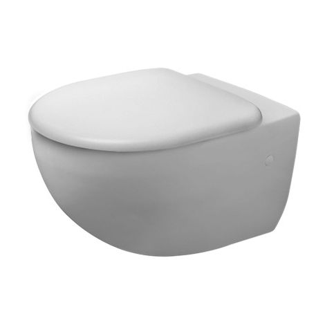 Duravit Wall WC Architec 575mm Ducha lavable, blanca, color: Blanco con Wondergliss - 25460900641