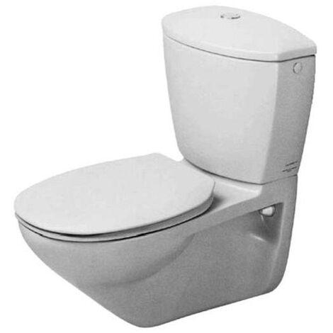 Duravit Wand WC (ohne Deckel) Duraplus Practicacascade 65 x 195 x 195090000