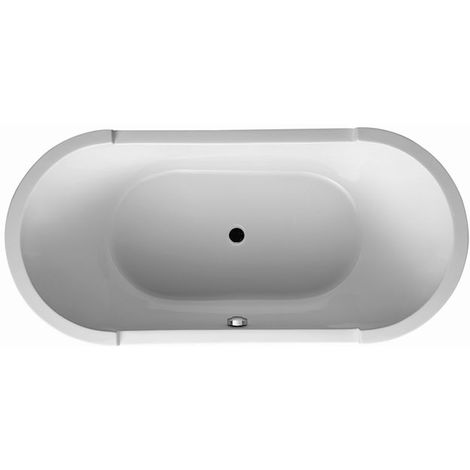 Duravit Whirlpool Oval Starck 1900x900mm Airsystem - 760011000AS0000