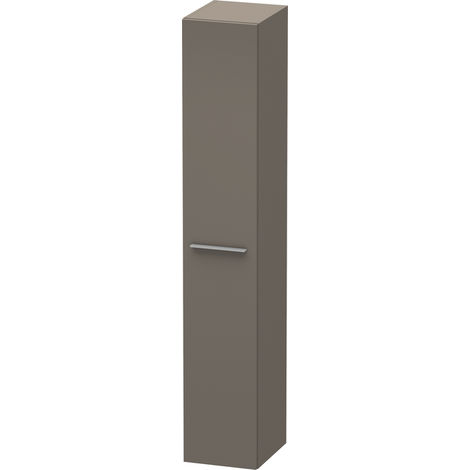 Duravit X-Large Tall cabinet 1135, 1 wooden door, left-hinged, 300mm