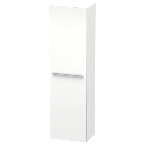 Duravit X-Large Tall cabinet 1137, 1 wooden door, hinged right, 500mm