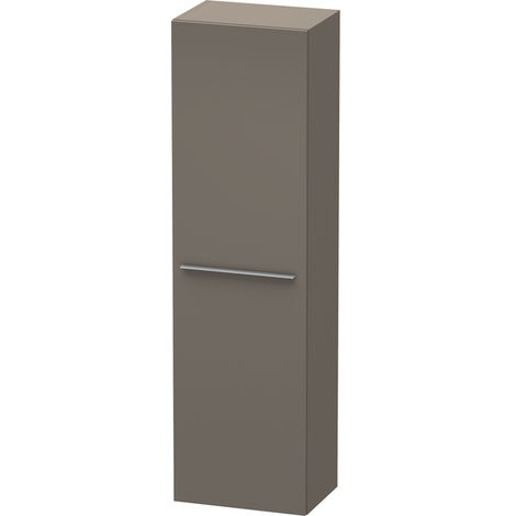 Duravit X-Large Tall cabinet 1137, 1 wooden door, left-hinged, 500mm
