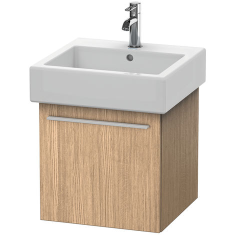 Duravit X-Large Vanity unit wall-mounted 6043, 1 drawer, 450mm, for Vero