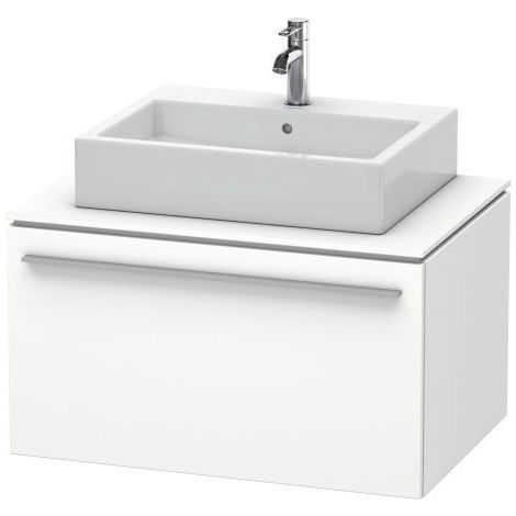 Duravit X-Large Vanity unit wall-mounted for console 6713, 1 pull-out, 800mm