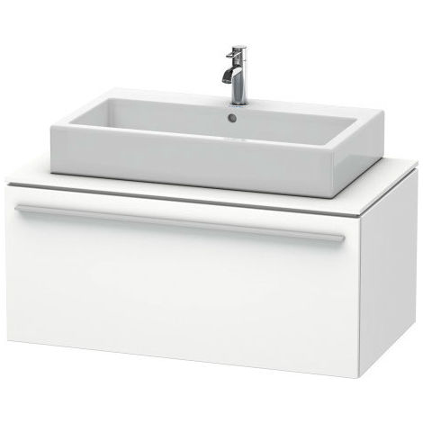 Duravit X-Large Vanity unit wall-mounted for console 6715, 1 pull-out, 1000mm
